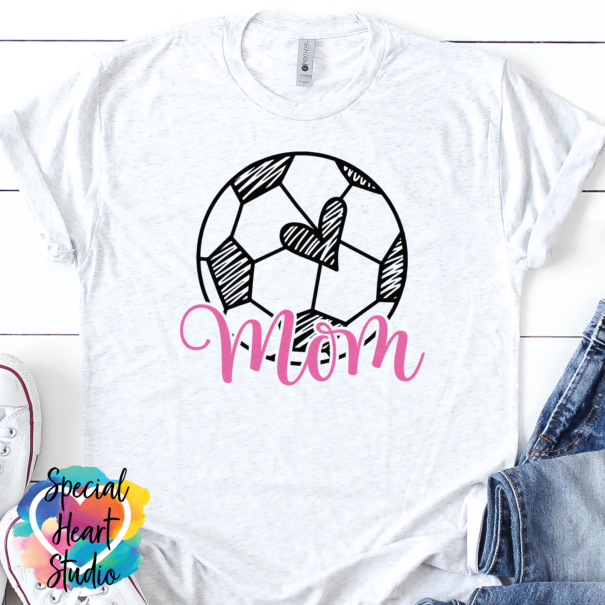 Soccer Mom Svg Special Heart Studio Cut Files Crafts And Fun