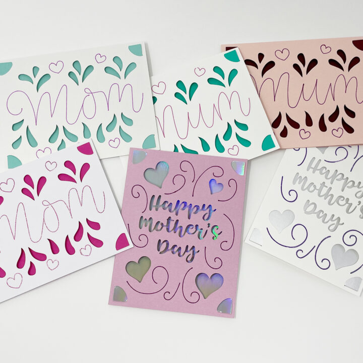 How to Make Mother's Day Cards